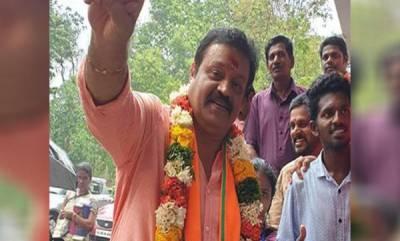 latest-news-director-nishad-against-sureshgopi