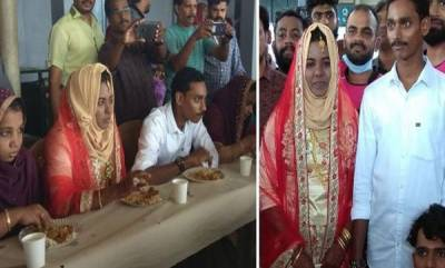 latest-news-rabiya-and-shafi-got-married-in-relief-camp