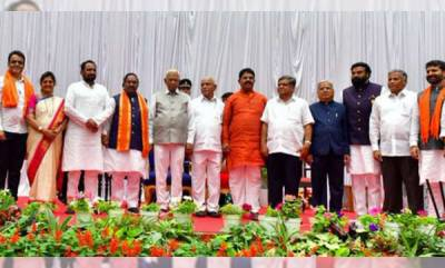 latest-news-karnataka-bjp-leader-mistakenly-take-oath-as-cm