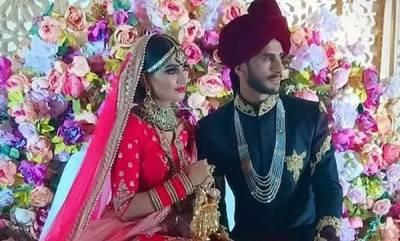 sports-news-pakistan-cricketer-hasan-ali-marries-indian-girl-shamia-arzoo-in-dubai