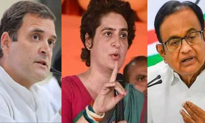 latest-news-rahul-priyanka-gandhi-back-p-chidambaram-say-hes-being-persecuted