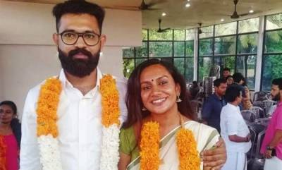 latest-news-love-marriage-in-congress-office
