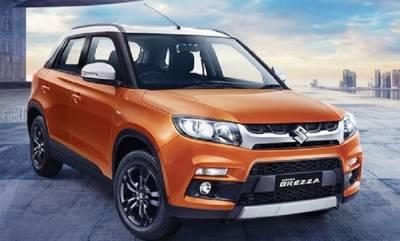auto-maruti-suzuki-vitara-brezza-sales-cross-45-lakh-units