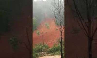 latest-news-massive-land-sliding-in-kannur