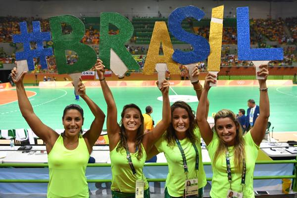 Rio Olympics? 2016