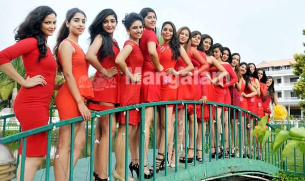 Manappuram Miss Queen of India - 2017 Photo shoot @ Kochi Photo By :- PR Rajesh