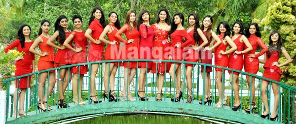 Manappuram Miss Queen of India - 2017 Photo shoot @ Kochi Photo By :- PR Rajesh