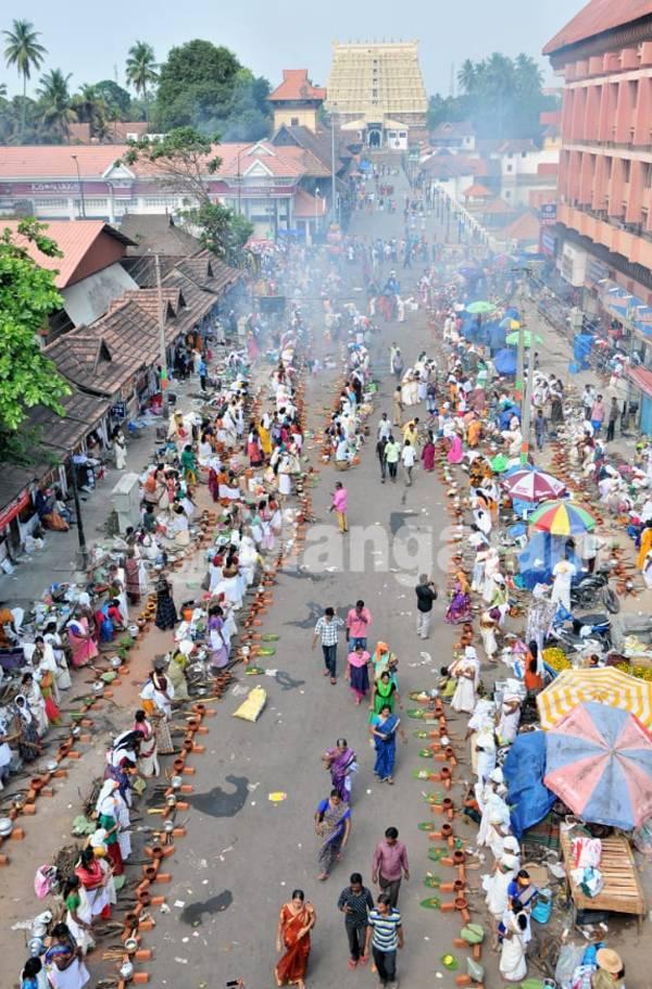 Attukal Pongala festival 2019