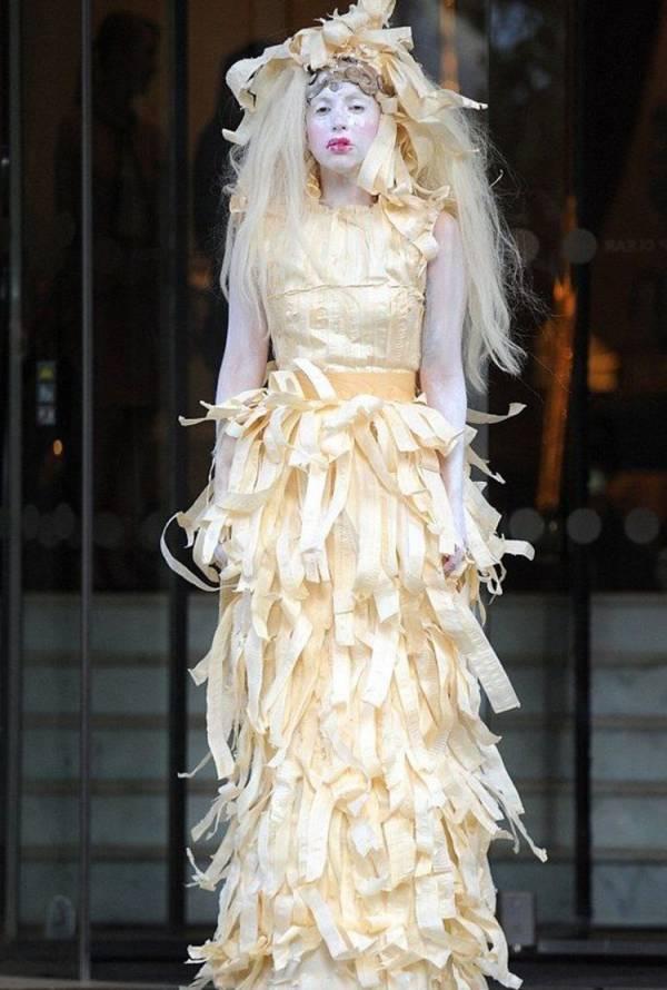 wierd wedding dresses