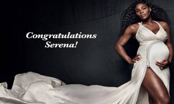 Serena Williams, Birth, Baby girl