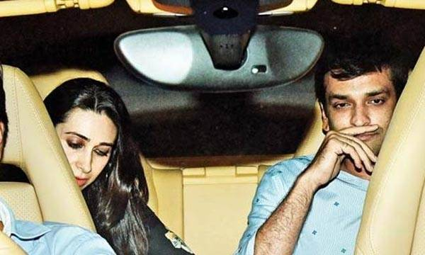 Karisma Kapoor,Sandeep Toshniwal
