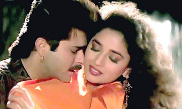 Madhuri Dixit, Anil Kapoor