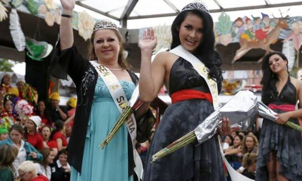 Columbia prison,  Beauty pageant,  Inmates