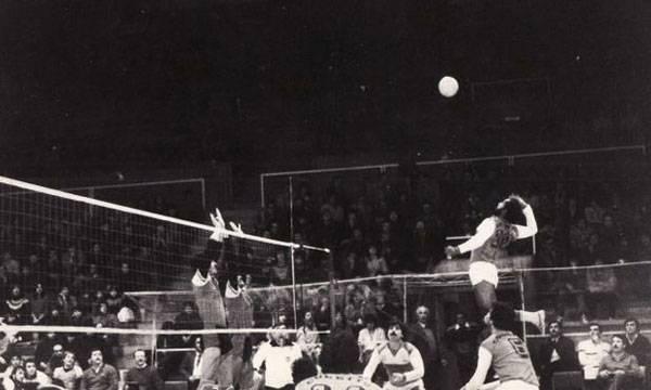Memoir,  Volleyball Legend, Jimmy George