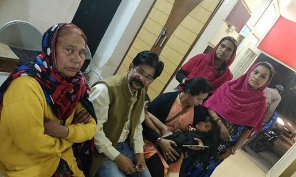 Girl Child,  Begger Mafia,  Delhi