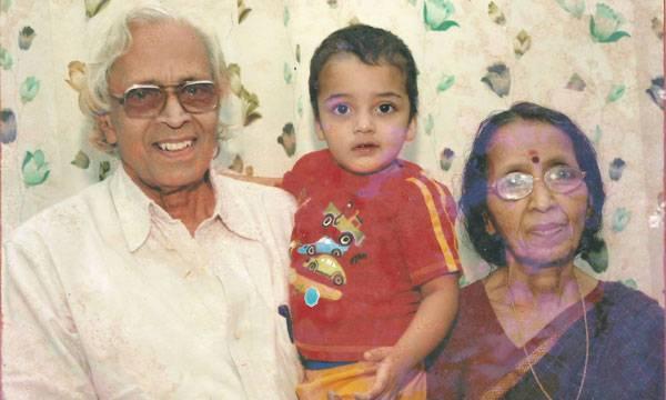 M.B. Santha, S.P.Namboothiri