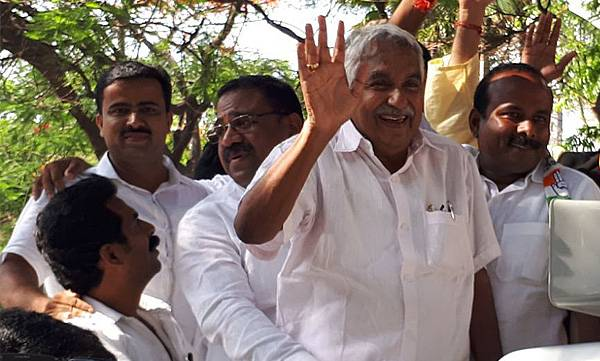 OOmman chandy in Karnadaka