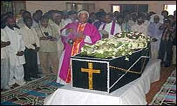 fr.mark Barner's death
