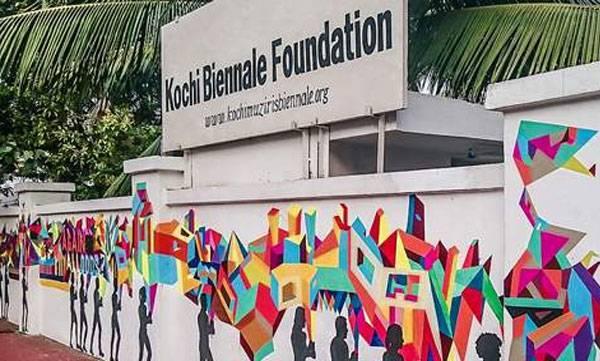 kochin biennale,