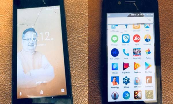 smartphones, bjp,