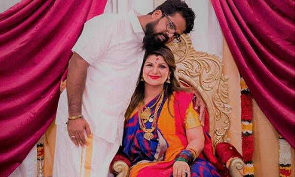 actress Rambha, welcomes her third, child boy