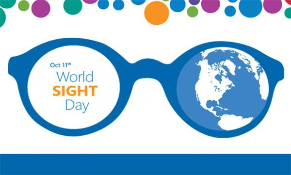 world sight day vision 2020, theme and objective