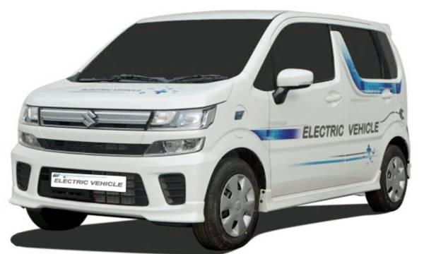 Electric Maruti Suzuki Wagon R