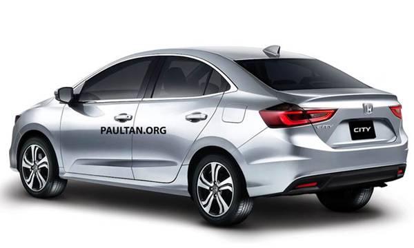 all new honda city sedan is coming this year