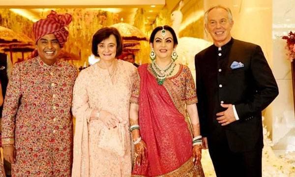 Akash Ambani, Shloka Mehta, Wedding