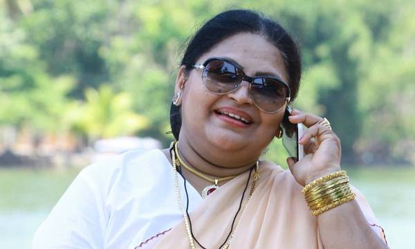 Actress Ponnamma Babu Interview