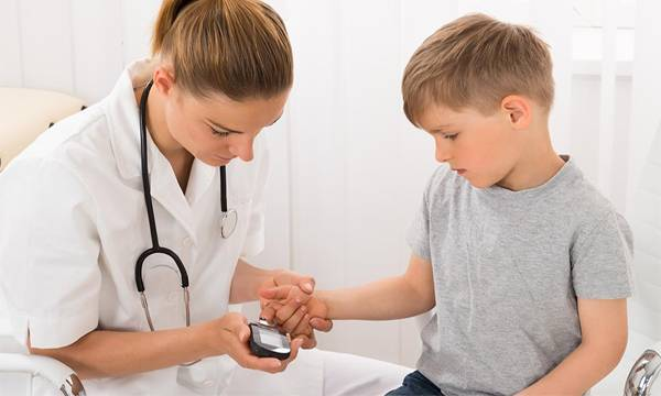 diabetes in childrens