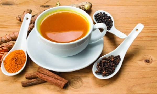 Monsoon and Hot Tea