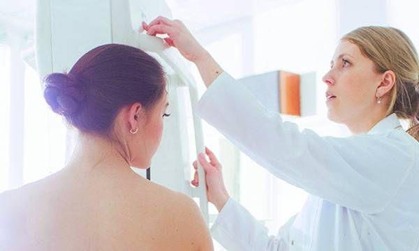 Breast cancer Symptoms and treatment