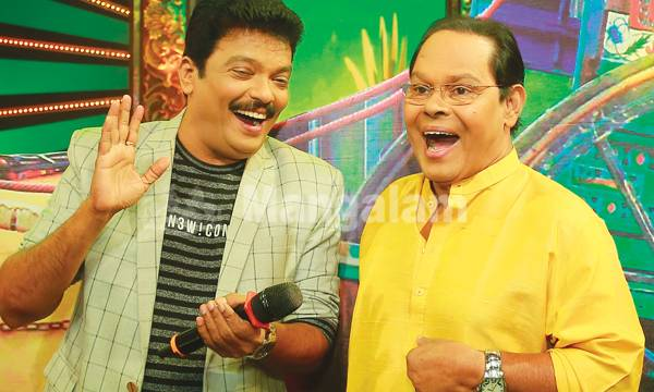 Interview with Innocent and Jagadeesh