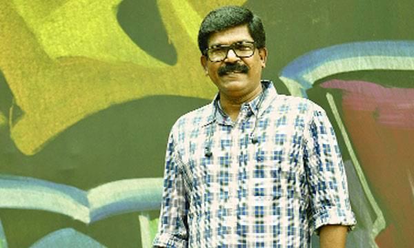 Film director Vyasan KP