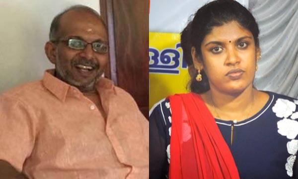 Chintha Jerome , Adv. Jayashankar