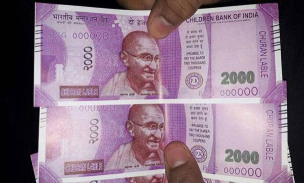 ATM , Delhi , fake 200 note