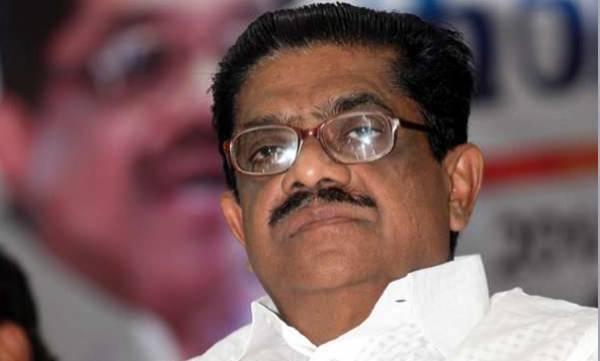 VM Sudheeran, KPCC President