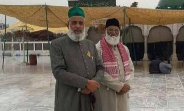 Indian clerics, Pakistan, home,