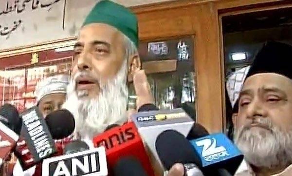 Subramanian Swamy, sufi clerics