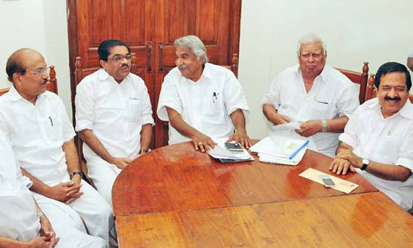 udf, k.m mani, forward block