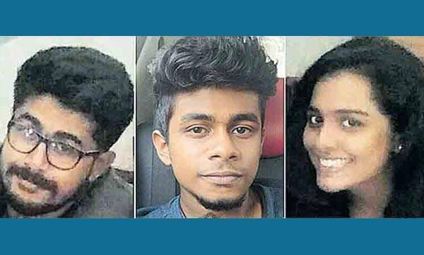 theft case , Media student