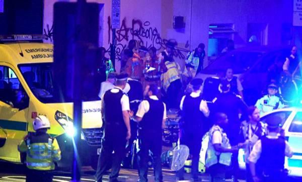 London, Worshipers,Van hits
