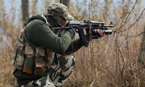 Encounter, Kashmir, Militants