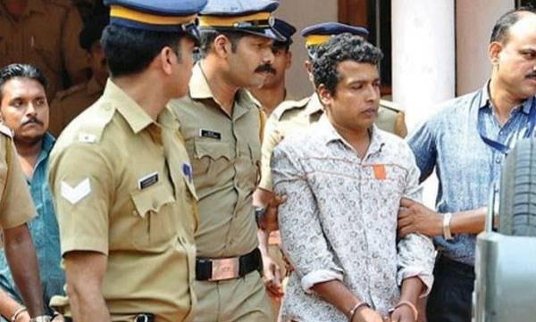 Actress abduction case, Arrest, DGP