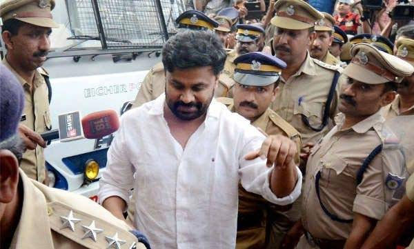 Dileep, Actress abduction
