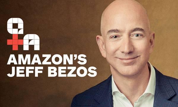 Amazon, Jeff Bezos