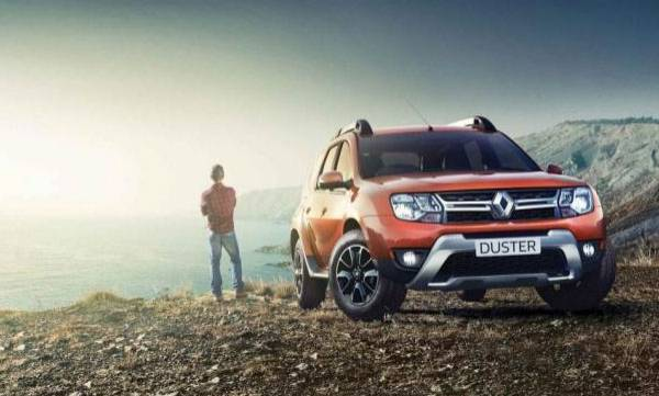 Renault Duster,