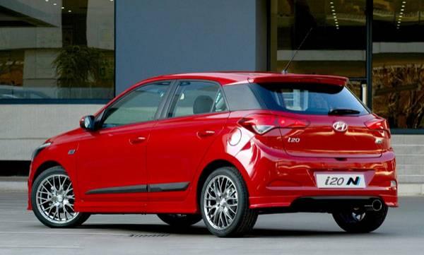 Hyundai, i20 Sport