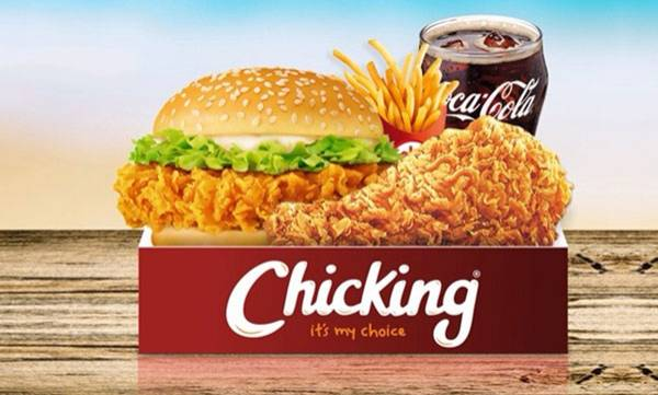 Chicking Outlet, Launch,  UK